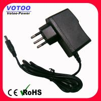 Wholesale 9V 1A Brazil Plug AC DC Power Adapter Power Source for LCD Minitor from china suppliers