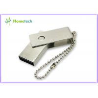 Wholesale Logo Engraved Metal Twist USB Sticks 4G 8G 16G 32G , Gifts USB Sticks from china suppliers