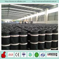 Quality 3mm 4mm sbs app modified asphalt waterproof membrane for sale