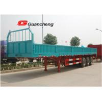 Wholesale Durable 3 Axle 40 ton Container Side Loader Trailer For Cargo Transport ISO CCC from china suppliers
