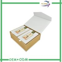 Wholesale Coated Paper Eco Magnetic Paper Gift Boxes Matt Lamination Surface FSC Approval from china suppliers