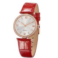 Wholesale Vogue Alloy Wrist Ladies Wrist Watches With Japan Quartz Movement , Eco Friendly Material from china suppliers