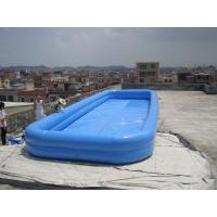 Wholesale Lovely New Design Huge Commercial PVC Adults and Kids Inflatable Pool with Various Colours from china suppliers