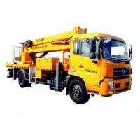 Buy cheap Durable Truck Mounted Lift 18m Max Operating Radius For Over Machinery from wholesalers