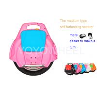Wholesale Pink solo wheel foldable Stand Up Scooter , Self Balancing Electric monocycle from china suppliers