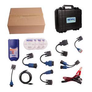 Quality NEXIQ 125032 USB Link Truck Diagnostic Tool / Heavy Duty Diagnostic Tools for sale