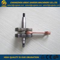 Quality Gardening Tools Petrol Brush cutter crankshaft Spare Parts For Grass Trimmer for sale