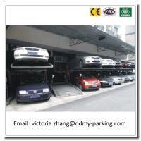 Wholesale Two Layer Two Post Tilting Car Parking Lift System Double Car Parking System from china suppliers