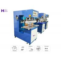 Wholesale 10 Times / Min 3 Phase Automatic Tarpaulin Welding Machine 27.12MHZ Frequency from china suppliers