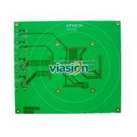 Wholesale Rogers Ro4350 Double Sided PCB Immersion Gold Ceramic Pcb from china suppliers