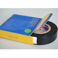 Wholesale Black 0.2MM Thickness PVC Electrical Tape Rubber SGS And ROHS Certificate from china suppliers
