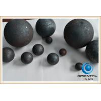 Wholesale Ball Mill Grinding Media Balls For Iron Copper Ore Industry , Grinding Steel Balls from china suppliers