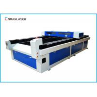 Wholesale 150w 260w Metal Non metal Mix CO2 Laser Cutting Machine 1300*2500mm from china suppliers