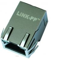 Wholesale LPJ2011KONL Cross 08B01 X 1T06-F CONN MAGJACK 1PORT 100 BASE-T With Magnetic from china suppliers