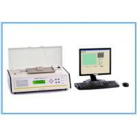 Wholesale Static And Kinetic Coefficient Friction Test Machine / Instrument For Plastic Film from china suppliers