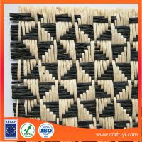 Buy cheap paper of fabric for natural straw fabric textile weave style from wholesalers