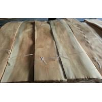 Buy cheap Chipboard Sliced Cut Natural Birch Two Color Wood Veneer Engineered from wholesalers