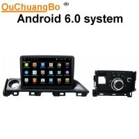 Wholesale Ouchuangbo 9 inch car radio 1024*600 android 6.0 for Mazda 6 Atenza 2016 with SWC 3g wifi bluetooth gps navigation from china suppliers