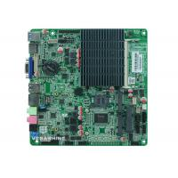 Wholesale Fanless thin mini-itx all in one pc Motherboard Bay Trail platform Celeron J1900 CPU from china suppliers