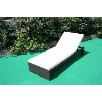 Wholesale Rattan sunbed chaise lounge Outdoor furniture CL-029 from china suppliers