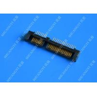 Wholesale Serial Attached SCSI SAS HDD Connector Rectangular SATA Board To Wire Connectors from china suppliers
