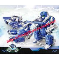 Wholesale T3 solar powered transforming robot from china suppliers