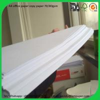 Wholesale 102%-104% Brightness Printing Copier Paper A4 size/in jumbo roll from china suppliers