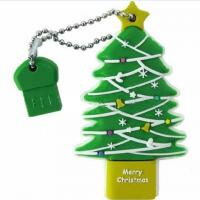 Wholesale Custom Christmas Usb memory stick,Christmas tree usb,santaclaus usb memory stick from china suppliers