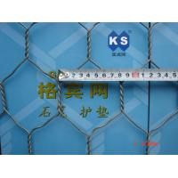 Wholesale PVC Coated Gabion Mesh Hot Dip Hexagonal Galfan Galvanized With 80 X 100mm Mesh from china suppliers