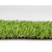 Wholesale C Shaped Playground Artificial Grass / Backyard Fake Turf Grass 35mm Dtex10500 from china suppliers