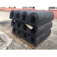 Wholesale 15 Years Life Span Rubber Marine Fenders D Type Fender Port Solid Bumpers For Boats from china suppliers