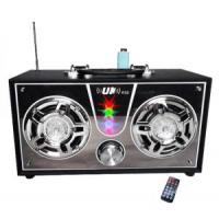 Buy cheap Portabe Speaker Flash Color Music Player for U Disk/ FM Radio #UK-R30AA from wholesalers