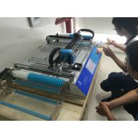 Quality CHMT48VB Benchtop SMT Pick And Place Machine 0402 -5050 58pcs Feeders for sale
