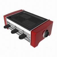 Wholesale Raclette Grill for 6 persons, made of stainless steel, food safe  from china suppliers