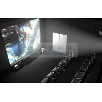 Wholesale Stimulation 4D 9D XD Movie Theater with lighting / vibration simulator for amusement from china suppliers