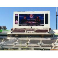 Wholesale Sport P10 Stadium Led Display Screen / Full Color Led Signs Outdoor 3g 10000k from china suppliers
