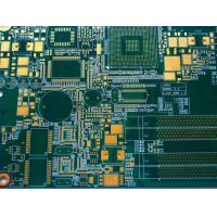 Wholesale FR4 Based HDI PCB board 1.6mm , 18um Copper Thickness and PCBA fabrication from china suppliers