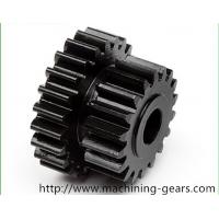 Wholesale Standard External Spur Double Gears With SS / HSS / Copper Primary Materials from china suppliers