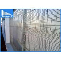 Wholesale Custom Security Pvc Coated Wire Mesh Panels Anti Climbing For Sport Field High Strength from china suppliers