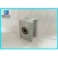 Wholesale Double Connector Aluminum Tubing fitting 6063-T5 Silvery Joints AL-6C from china suppliers
