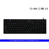 Wholesale Desktop IP68 Rubber Waterproof Keyboard with Function Keys and Backlight from china suppliers