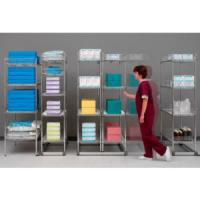 Wholesale Adjustable NSF Hospital Drugstore Display Storage Rack from china suppliers