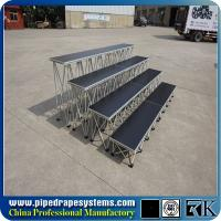 Wholesale Party wholesale stage portable stage backdrop for events from china suppliers