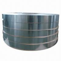 Wholesale Hot Dip Galvanized Steel Strip, Suitable for Cable Armoring and Deep Drawing Applications from china suppliers