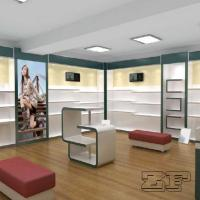 Wholesale Retail shoe rack display furniture from china suppliers