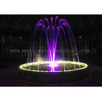 Wholesale Multi Color Change Jumping Jet Fountain Indoor Water Features For Home Decor from china suppliers