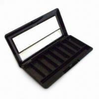 Wholesale Eye Shadow Case, Made of AS or ABS from china suppliers