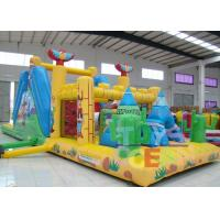 Wholesale Big Interactive Challenge Sport Game Inflatable Obstacle Course Combo For Kids Play from china suppliers