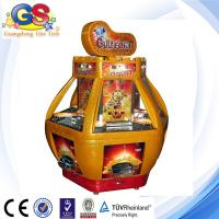 Wholesale Gold Fort lottery machine ticket redemption game machine from china suppliers