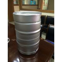Wholesale 20L Beer keg diameter 278mm, US barrel shape from china suppliers